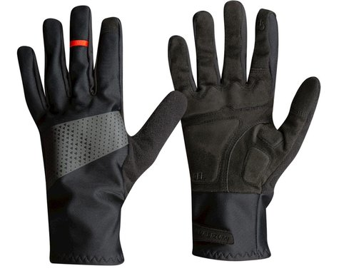 Pearl Izumi Cyclone Long Finger Gloves (Black) (S)