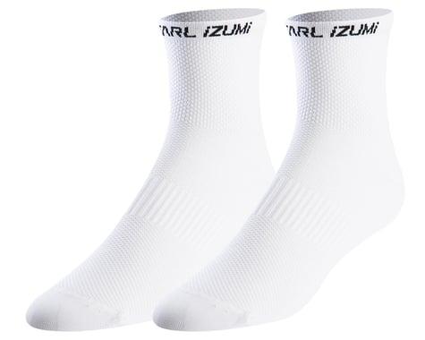 Pearl Izumi Elite Socks (White) (M)