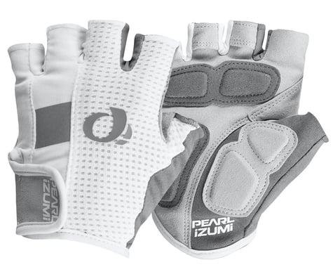 Pearl Izumi Women's Elite Gel Cycling Gloves (White)