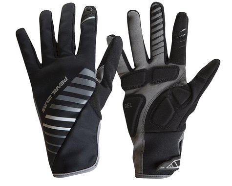 Pearl Izumi Women's Cyclone Gel Cycling Gloves (Black)