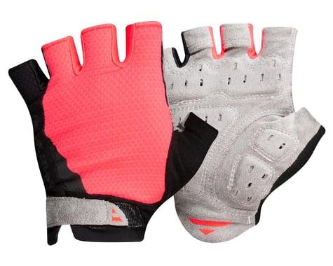 Pearl Izumi Women's Elite Gel Short Finger Gloves (Atomic Red) (L)