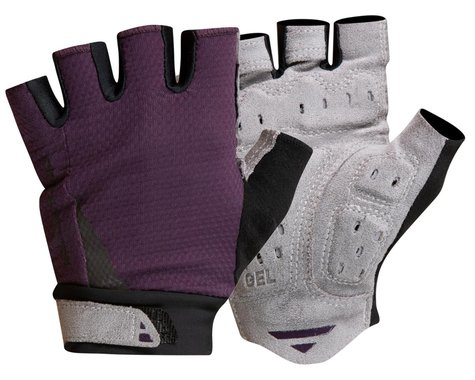 Pearl Izumi Women's Elite Gel Short Finger Gloves (Dark Violet) (S)