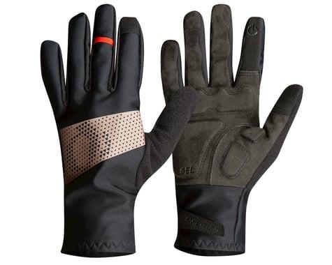 Pearl Izumi Women's Cyclone Long Finger Gloves (Black) (XL)