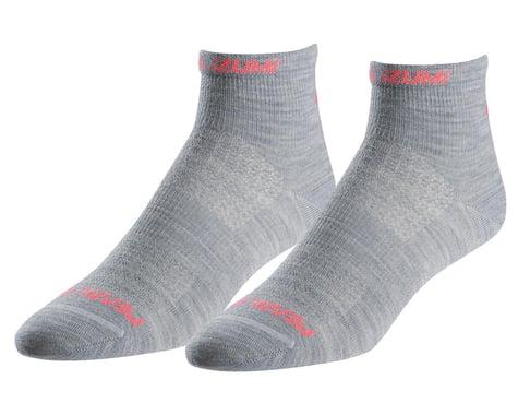Pearl Izumi Women's Elite Wool Socks (Limestone)