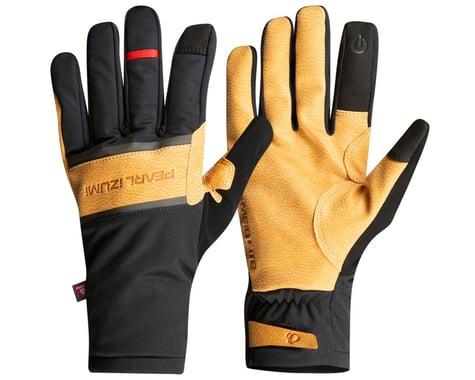 Pearl Izumi AmFIB Lite Gloves (Black/Dark Tan) (XS)