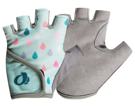 Pearl Izumi Kids Select Gloves (Glacier Raindrop) (Youth S)