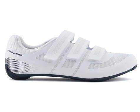 Pearl Izumi Men's Quest Road Shoes (White/Navy) (39)