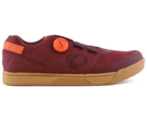 Pearl Izumi X-ALP Launch Shoes (Redwood/Sunset Orange) (40)
