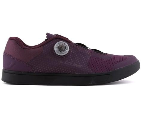 Pearl Izumi Women's X-ALP Flow Pop Shoes (Dark Violet) (36)
