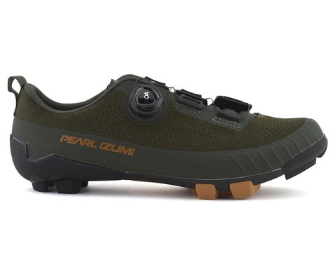 Pearl Izumi Gravel X Mountain Shoes (Forest) (45)