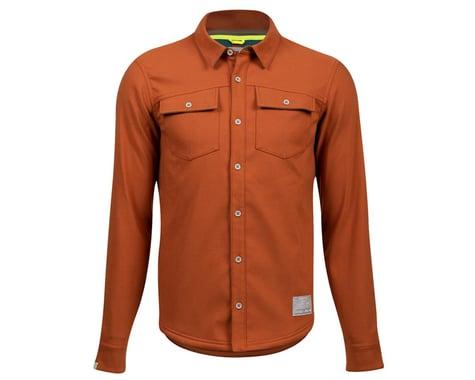 Pearl Izumi Rove Thermal Shirt (Rust) (XL)