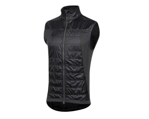 Pearl Izumi Blvd Merino Vest (Black/Phantom) (2XL)