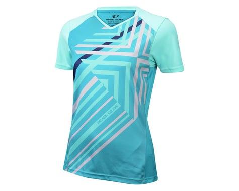 Pearl Izumi Women's Launch Short Sleeve Jersey (Mint) (Xlarge)