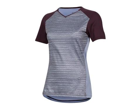 Pearl Izumi Women's Launch Short Sleeve Jersey (Plumb Perfect/Eventide Vert) (S)