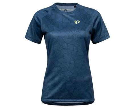 Pearl Izumi Women's Summit Short Sleeve Jersey (Dark Denim/Navy Lucent) (XS)