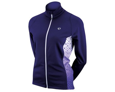 Pearl Izumi Women's Select Thermal Long Sleeve Jersey (Purple) (Xlarge)