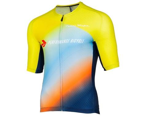 Pedal Mafia Men's Core Short Sleeve Jersey (Performance Bicycle) (2XL)