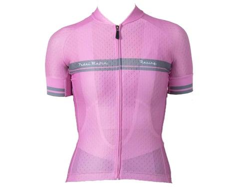 Pedal Mafia Women's Core Short Sleeve Jersey (Pink)
