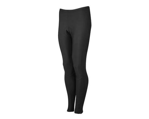 Performance Men's Thermal Flex Tights (Black) (L)