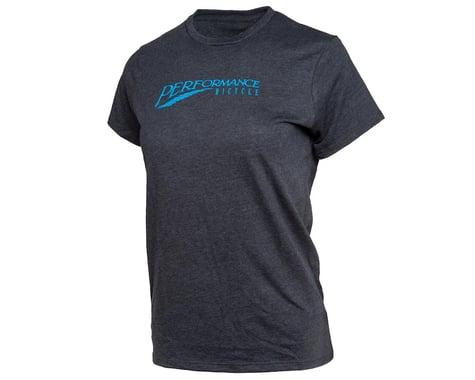 Performance Bicycle Women's Retro T-Shirt (Grey) (S)