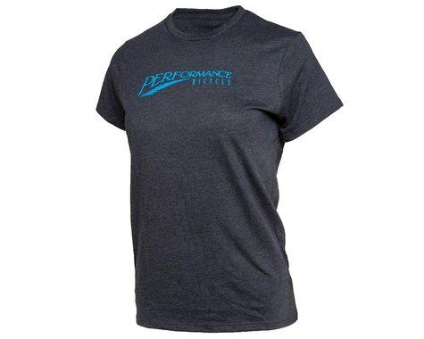 Performance Bicycle Women's Retro T-Shirt (Grey) (XL)