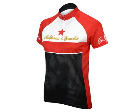 Performance Women's Short Sleeve Jersey (California) (XL)
