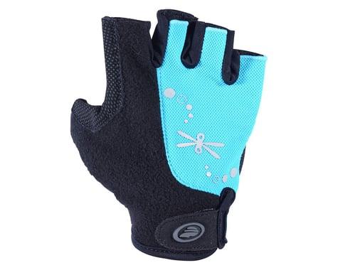 Performance Women's Century Gel Gloves (Pink) (Small)