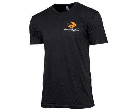 Performance Men's Challenge The Road T-Shirt (Black) (S)