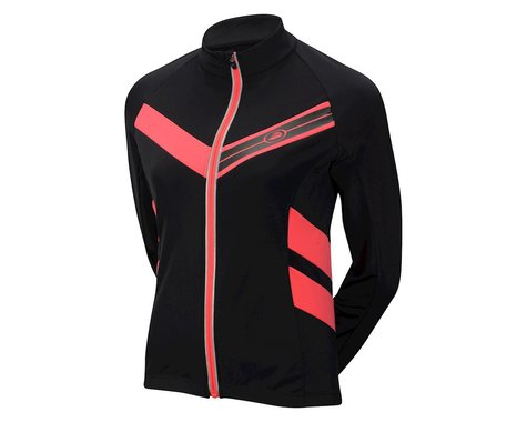 Performance Women's Elite Neve Thermal Jersey (Black/Pink) (Xxlarge)