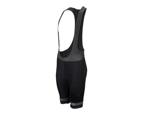 Performance Ultra Bib Shorts (Black/Charcoal) (3XL)