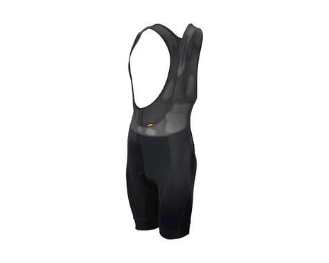 Performance Utility Bib Shorts (Black) (M)