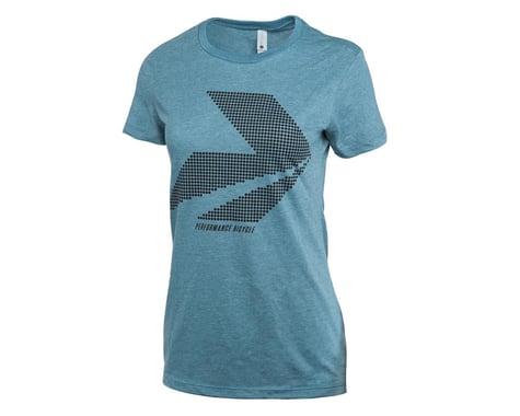 Performance Short Sleeve T-Shirt (Indigo) (Women's) (M)