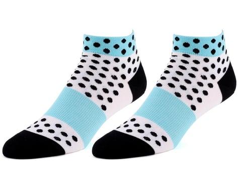 """Performance 1"""" Speed Socks (Dots) (S/M)"""