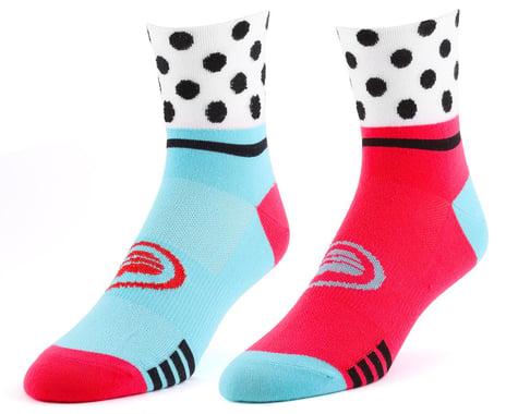 """Performance 3"""" Speed Socks (Dots) (S/M)"""
