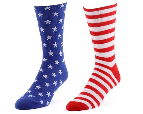 "Performance 8"" Speed Socks (USA) (S/M)"