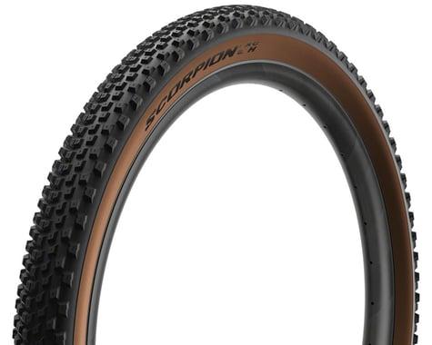 """Pirelli Scorpion XC H Tubeless Mountain Tire (Tan Wall) (2.2"""") (29"""" / 622 ISO)"""