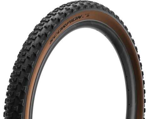 """Pirelli Scorpion XC R Tubeless Mountain Tire (Tan Wall) (2.2"""") (29"""" / 622 ISO)"""