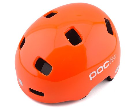 POC POCito Crane Helmet (Pocito Orange)