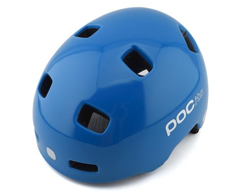 POC POCito Crane Helmet (Fluorescent Blue) (CPSC)