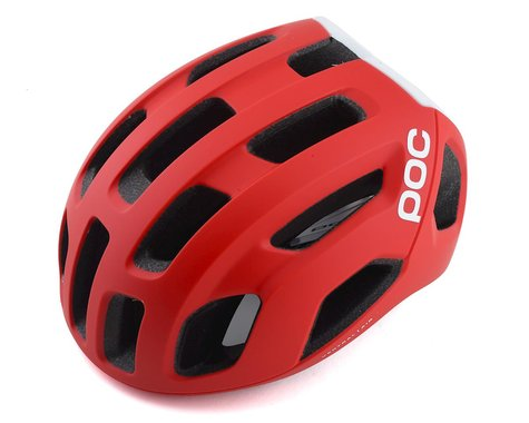 POC Ventral Air SPIN Helmet (Prismane Red Matt) (L)