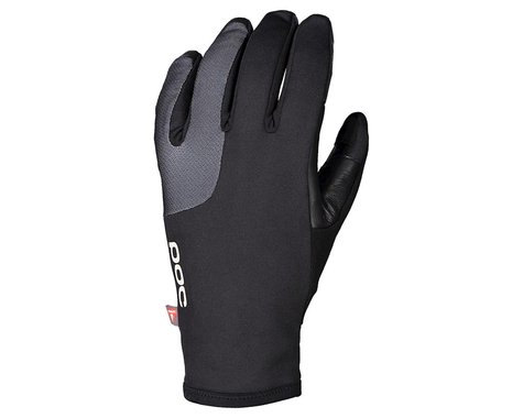 POC Thermal Gloves (Uranium Black) (M)