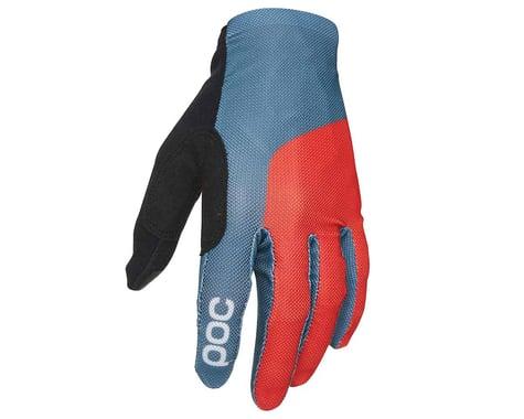 POC Essential Mesh Gloves (Cubane Blue/Prismane Red)