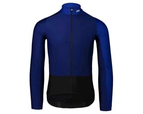 POC Essential Road Mid Long Sleeve Jersey (Azurite Multi Blue)