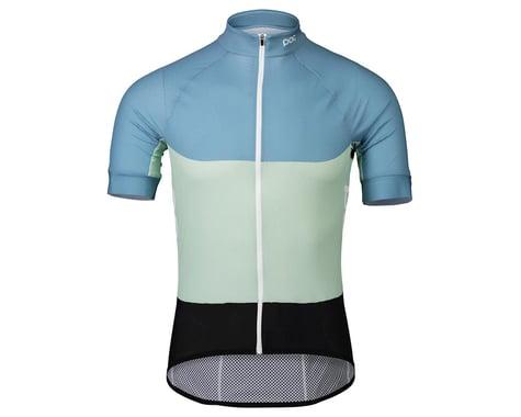 POC Essential Road Light Short Sleeve Jersey (Apophyllite Multi Green)
