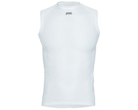 POC Essential Sleeveless Vest Base Layer (Hydrogen White) (XL)