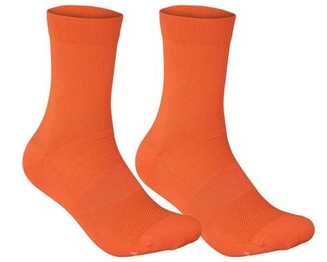 POC Fluo Sock (Fluorescent Orange) (S)