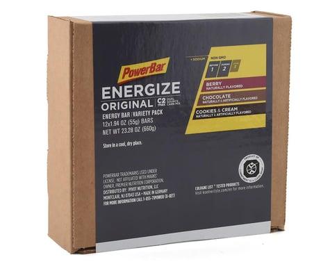 Powerbar Energize Original Bar (Variety Pack) (12 | 1.94oz Packets)