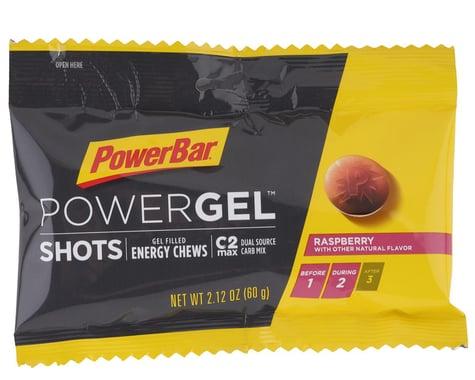 Powerbar PowerGel Shots (Raspberry) (1 | 2.12oz Packet)