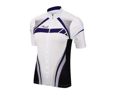 Primal Wear Women's Leverage Helix Short Sleeve Jersey (White) (Xsmall)