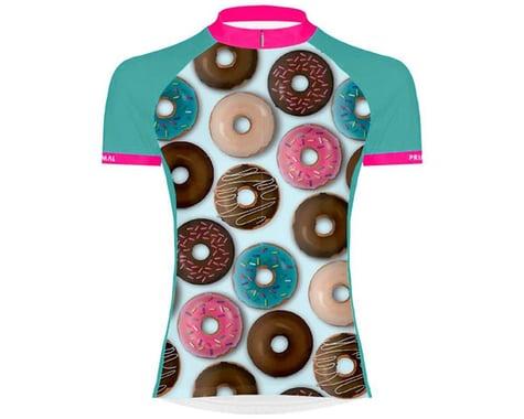Primal Wear Women's Short Sleeve Jersey (Donut Love) (XS)